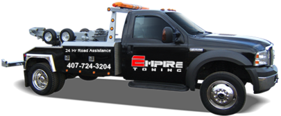 Empire Towing Tow Truck